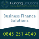 Funding Solutions Advert